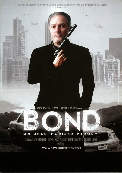Bond – An Unauthorised Parody