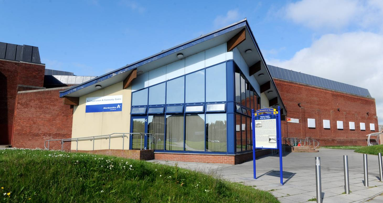 Peterhead Leisure Community Centre North East Arts Touring