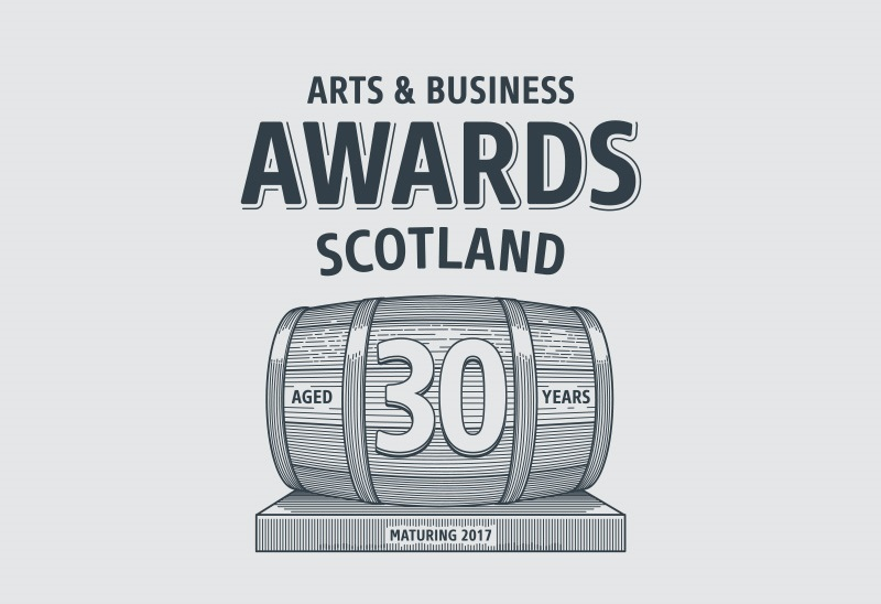 Arts & Business Scotland reveal shortlist for 30th Annual Awards