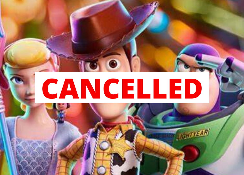 Toy Story 4 – CANCELLED