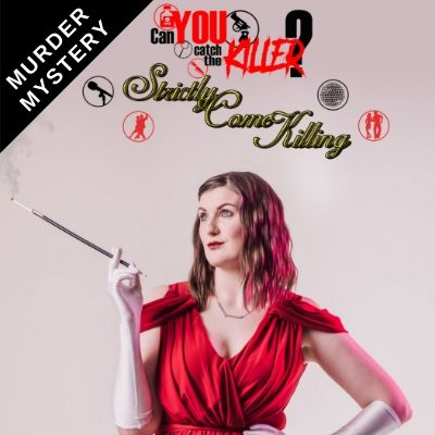 Can you Catch the Killer – Strictly Come Killing