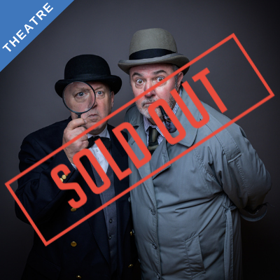 Done to Death, By Jove! – SOLD OUT