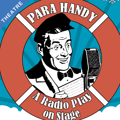 Para Handy; A Radio Play on Stage