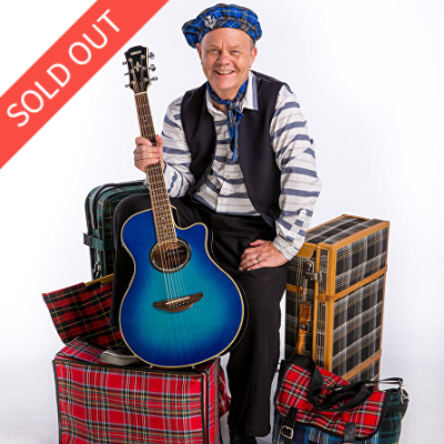 Artie's Tartan Tales – (Sold Out!)