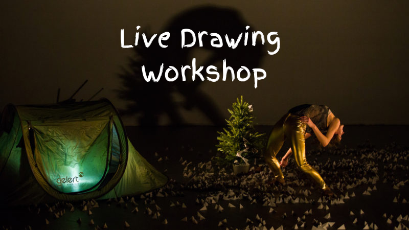 Live Drawing Workshop -The North