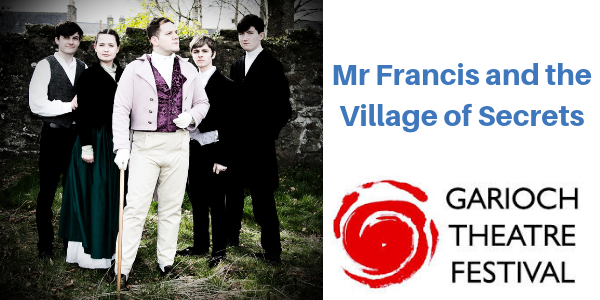 Mr Francis and the Village of Secrets