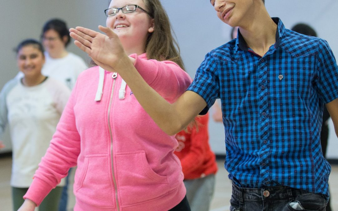 FREE Inclusive Dance Training