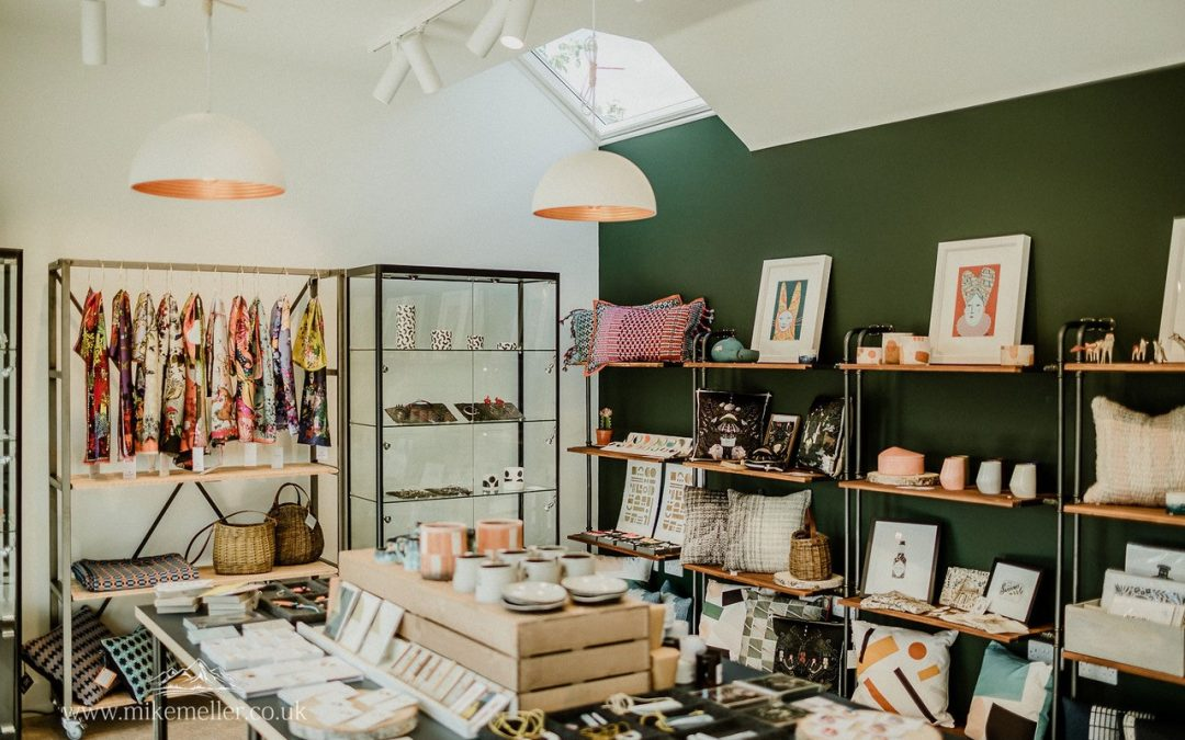 FOLD Craft and Design Store @ the Barn Now Open