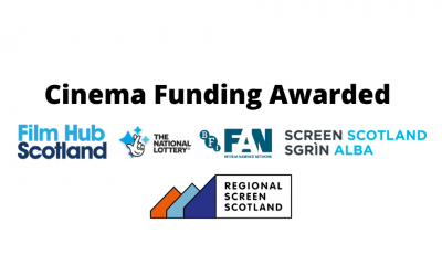 Cinema Funding Awarded