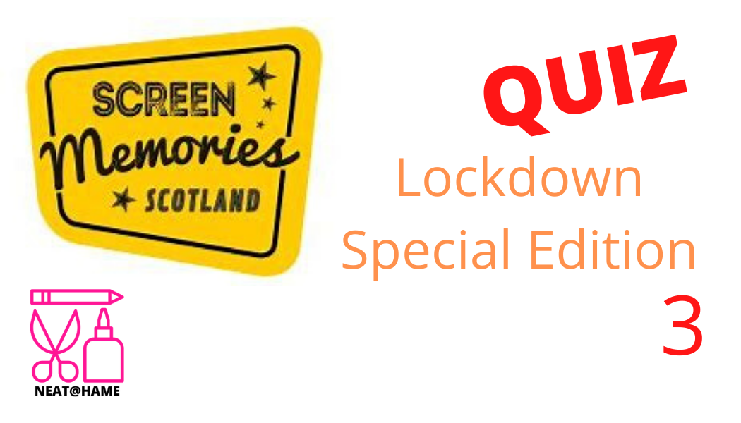 Lockdown Special Edition 3 Film Quiz