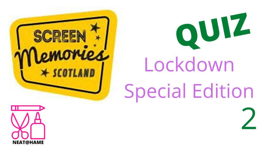 Lockdown Special 2 Film Quiz