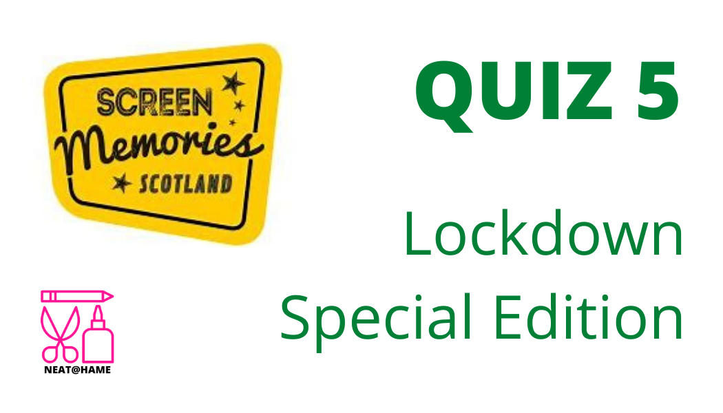 Lockdown Quiz Edition 5