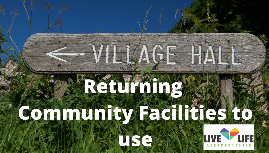 Information for Community Managed Facilities and Village Halls