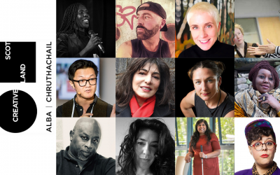 Creative Scotland announces Equalities, Diversity & Inclusion Advisory Group